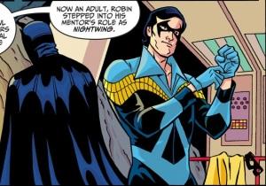 Nightwing mentor