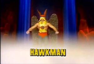 3.1 Hawkman
