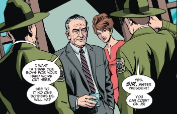16 Lyndon B Falseon
