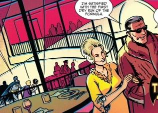 Minerva comic