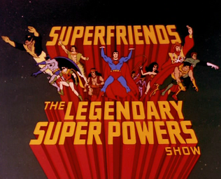 Superfriends 1